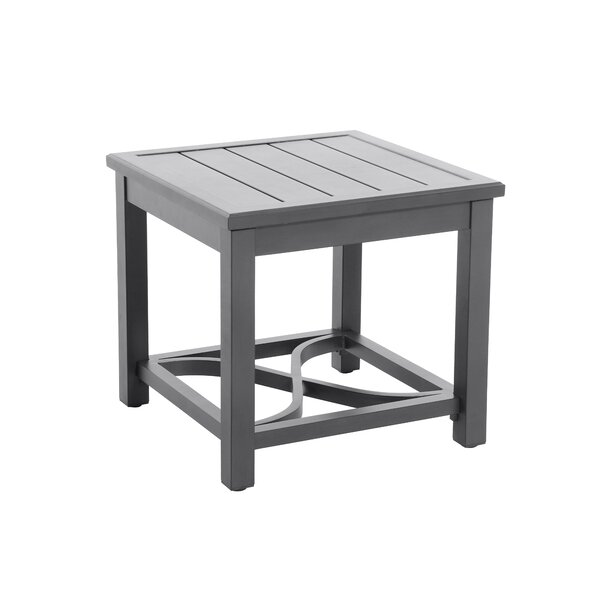 Attalla Metal Side Table by Canora Grey