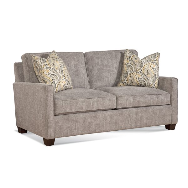 Nicklaus Loft Loveseat By Braxton Culler