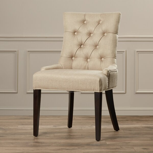 Mayer Upholstered Dining Chair by Darby Home Co Darby Home Co
