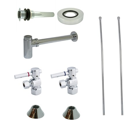 Trimscape Contemporary Plumbing Sink Trim Kit by Kingston Brass