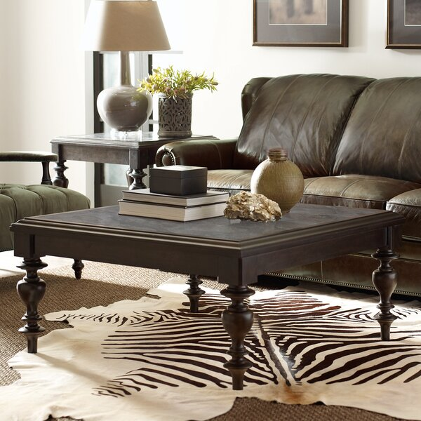 Rutherford Coffee Table by Bernhardt