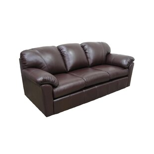 Tahoe Leather Sofa Bed