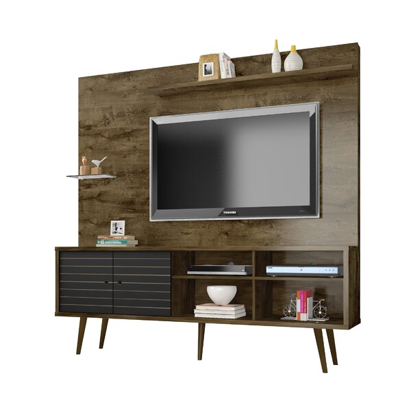 Lewis Entertainment Center by George Oliver