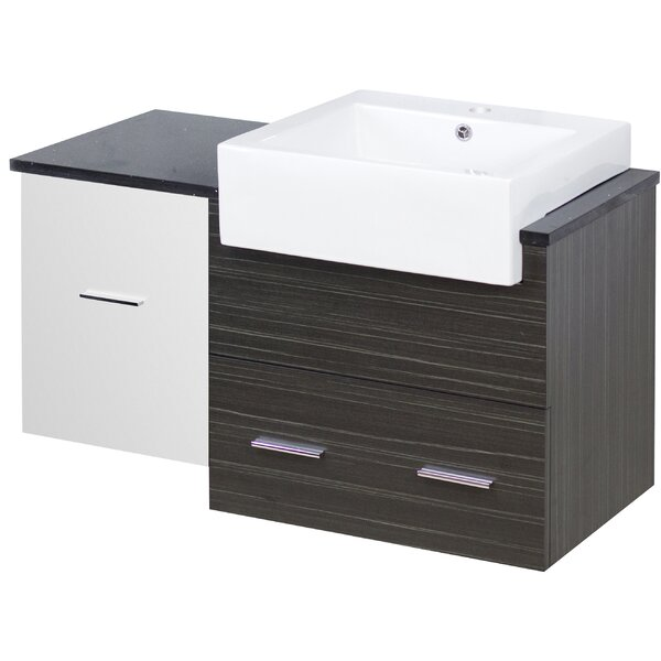 Batey 37 Single Bathroom Vanity Set by Orren Ellis