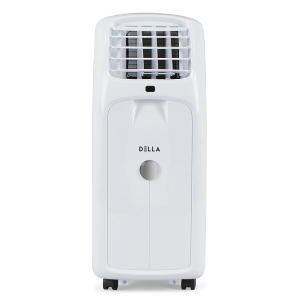8,000 BTU Portable Air Conditioner with Remote and WiFi Control by Della