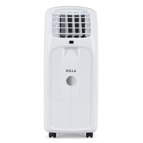 8,000 BTU Portable Air Conditioner with Remote and WiFi Control by Della