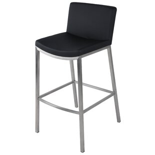 Zeringue 26 Bar Stool (Set of 2) by Orren Ellis