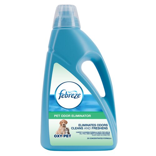 Febreze Oxy Pet Odor Eliminator By Bissell.