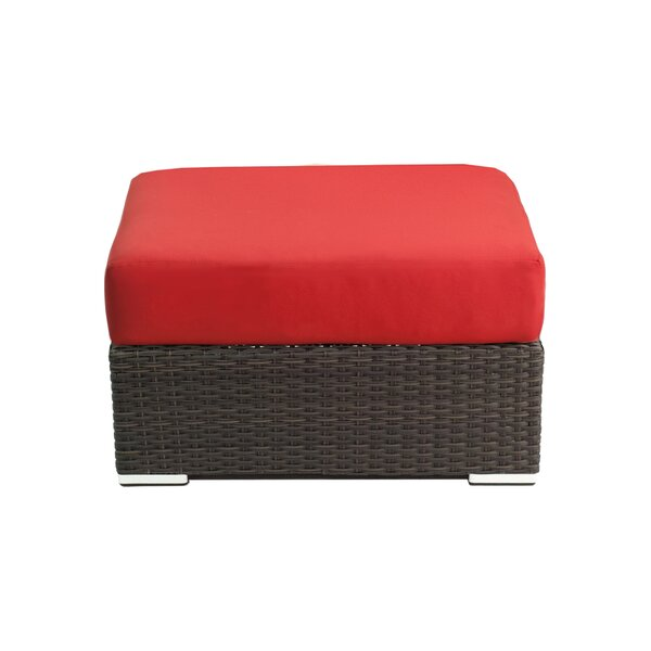 Crystal Beach Outdoor Ottoman by Florida Seating