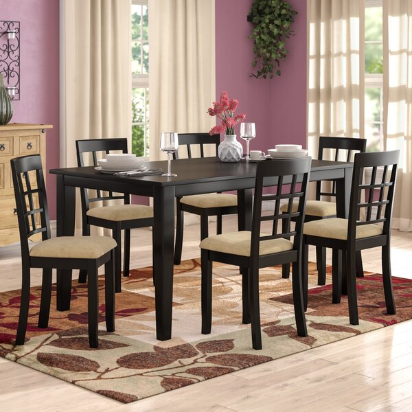 Oneill Modern 7 Piece Dining Set by Andover Mills