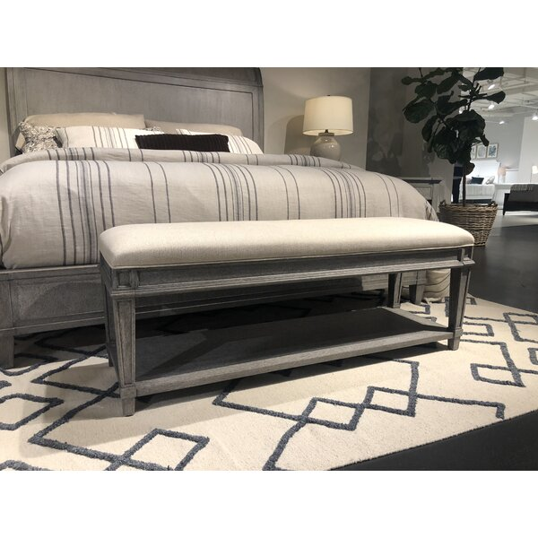 Willow Upholstered Bench by Stanley Furniture