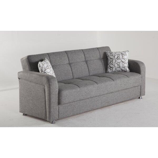 Slough 3 Seat Sleeper Sofa by Orren Ellis