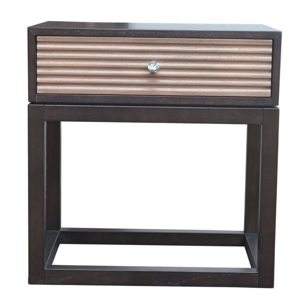 Lani 1 Drawer Nightstand by Indo Puri
