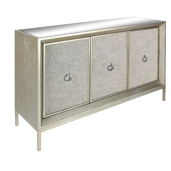 3 Door Accent Cabinet by Cole & Grey