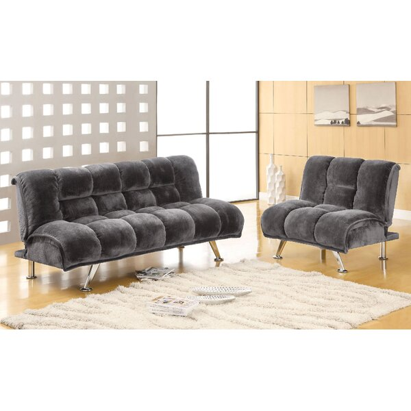 Littlefield 2 Piece Living Room Set by Latitude Run