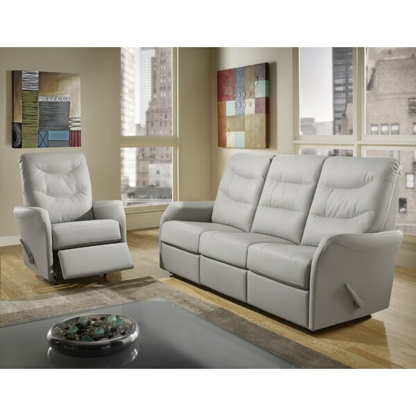 Avery Reclining Configurable Living Room Set by Relaxon