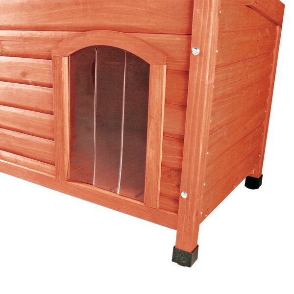 Marciano Plastic Door for Flat Roof Dog House by Tucker Murphy Pet