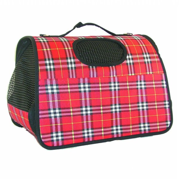 Carry Bag Case Pet Carrier by Creative Motion