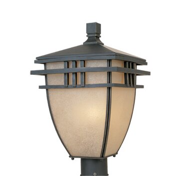Dayton 3 Light Post Lantern by Designers Fountain