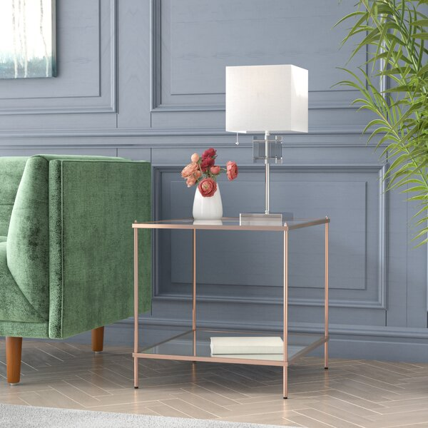 Janelle End Table by Willa Arlo Interiors