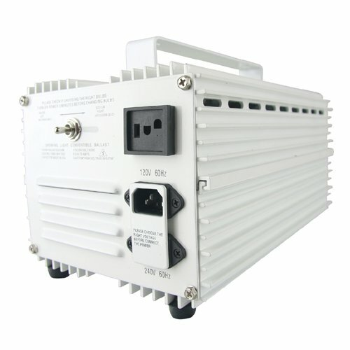 1000 Watt 120V/240V Magnetic Grow Light Ballast by Virtual Sun