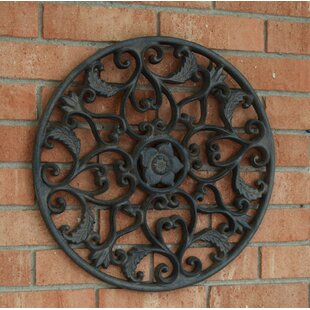 Outdoor Open Leaf Wall Decor & Outdoor Wall Décor Youu0027ll Love | Wayfair
