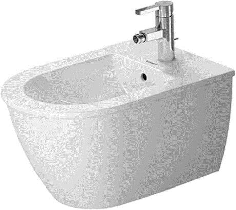 Darling New Wall Mount Bidet by Duravit