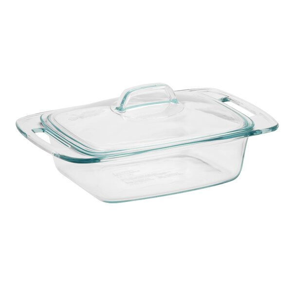 Easy Grab 2 Qt. Rectangular Casserole by Pyrex