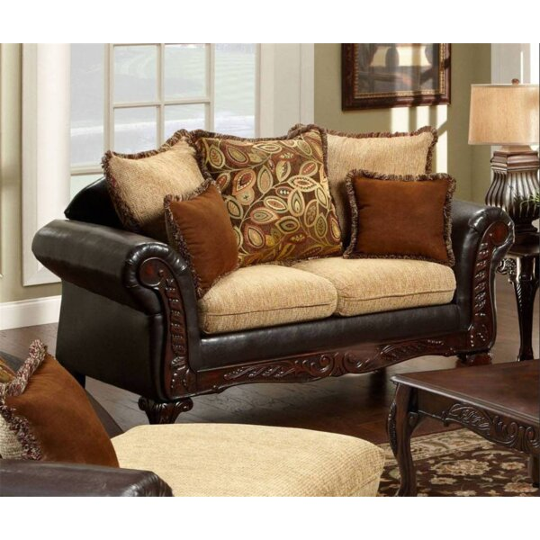 Freddie Loveseat by Astoria Grand