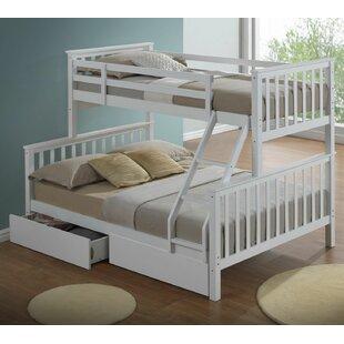 Beau Mara Triple Sleeper Bunk Bed With Storage