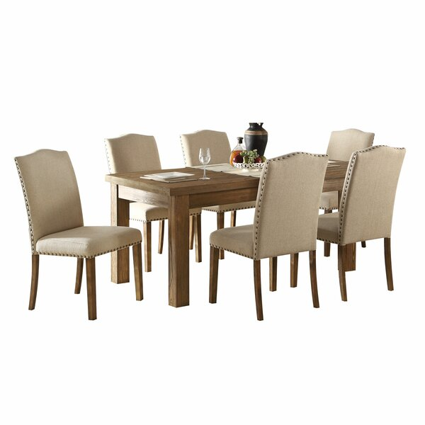 Twombly 7 Piece Dining Set by Gracie Oaks