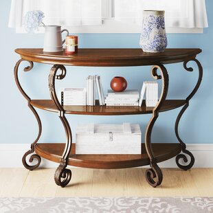 Find for Curran Console Table by Alcott Hill