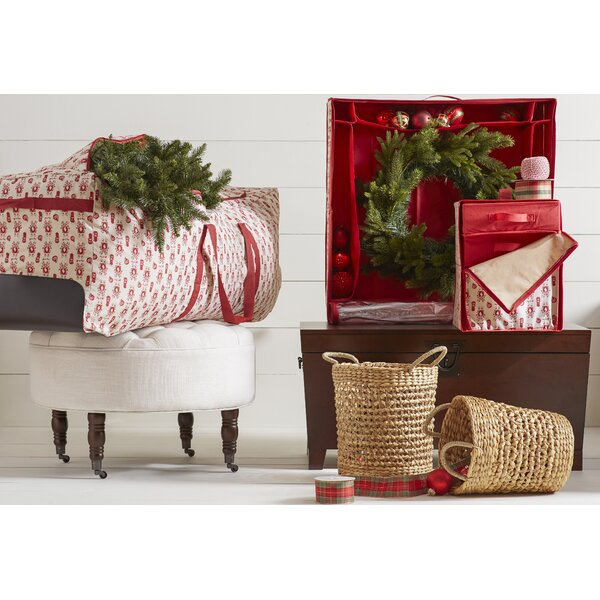 Holiday Wreath Storage Box by Jokari