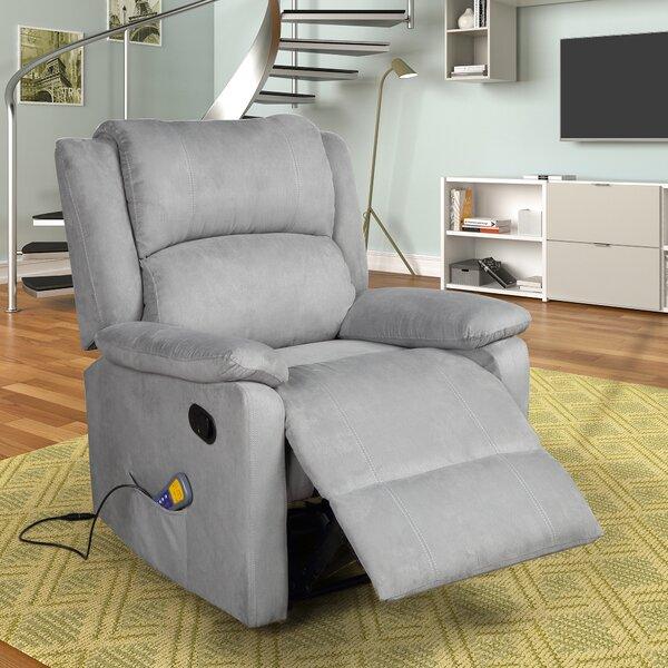 Power Reclining Heated Massage Chair W002992106
