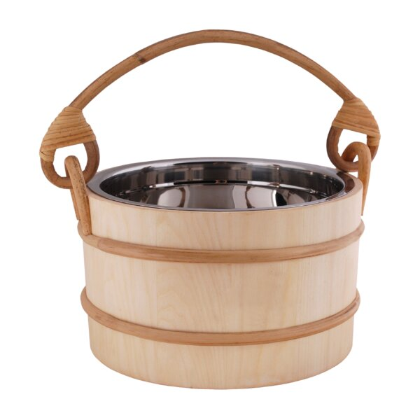 1.8 Gallon Bucket by Premium Saunas