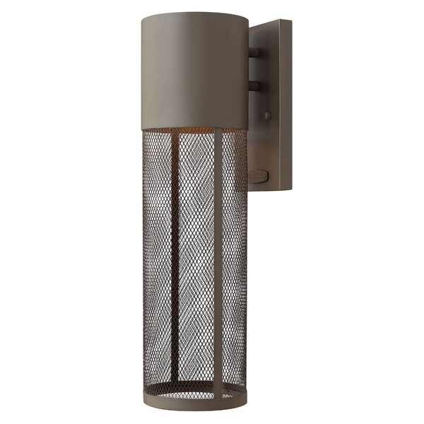 Proulx 1-Light Outdoor Sconce by Brayden Studio