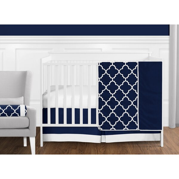 Trellis 11 Piece Crib Bedding Set by Sweet Jojo Designs