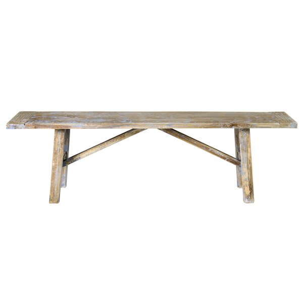 Kobbe Wood Bench by Millwood Pines
