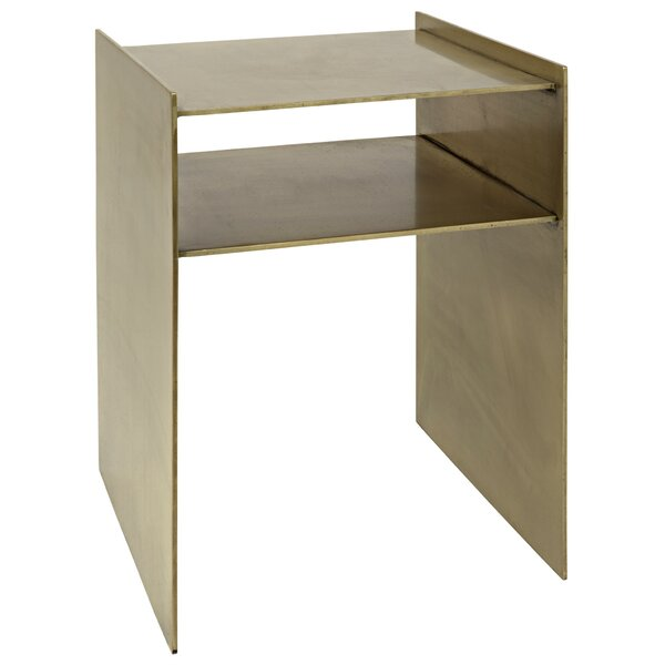 Cyrus End Table by Noir