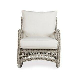 Mackinac Lounge Rocking Chair with Cushions