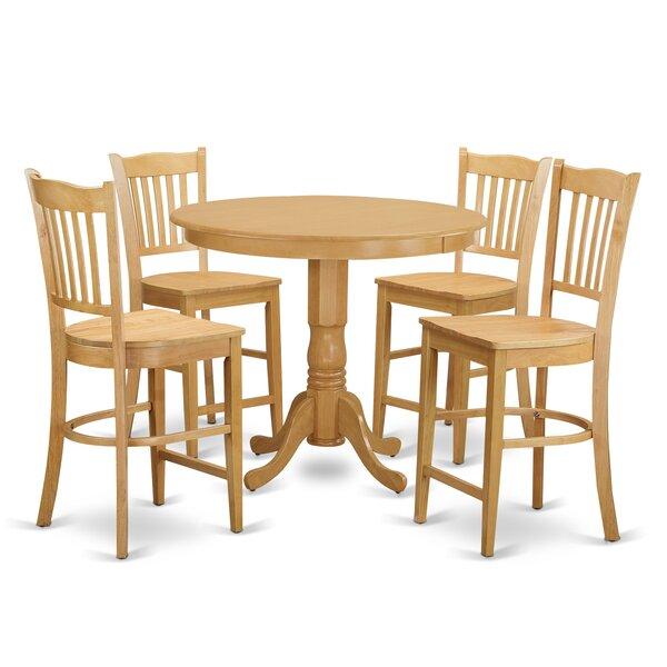 Sobieski Dining Set by Charlton Home Charlton Home