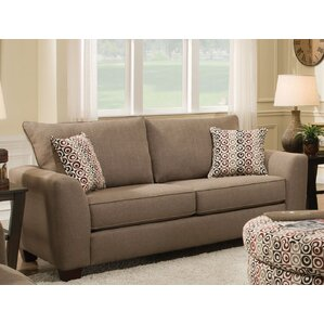 South Street Apartment Sofa. Apartment Size Sofa