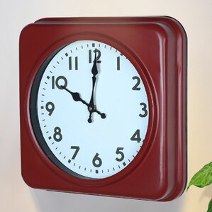 Modern Amp Contemporary Wall Clocks You Ll Love Wayfair