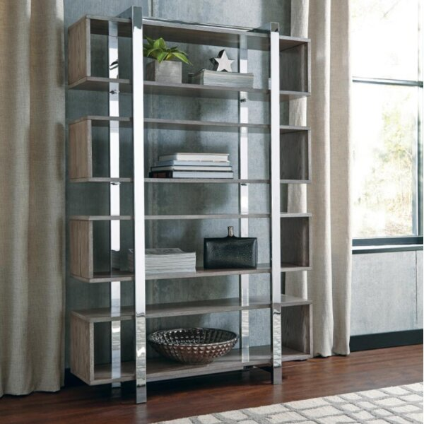 Patro Standard Bookcase by Orren Ellis