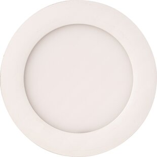 Best Choices Ultra Thin 4.7'' LED Recessed Lighting Kit By Lithonia Lighting