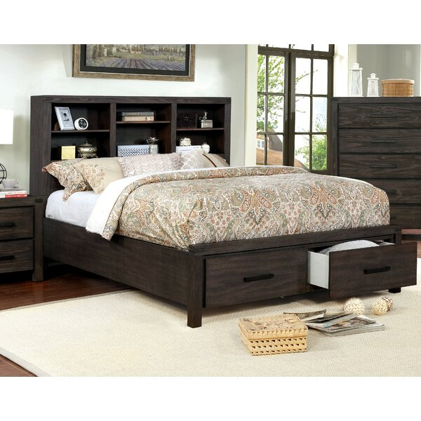 Rhoda Storage Standard Bed by Canora Grey