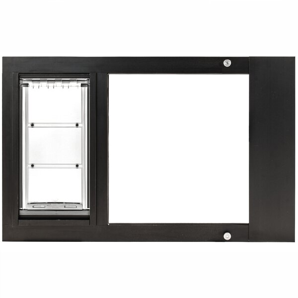Endura Flap Thermo Sash 3E Pet Door by Endura Flap Pet Doors
