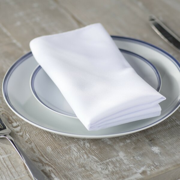 Wayfair Basics Napkin Set (Set of 10) by Wayfair B