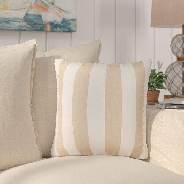 Smithsonian Indoor/Outdoor Throw Pillow (Set of 2) by Rosecliff Heights