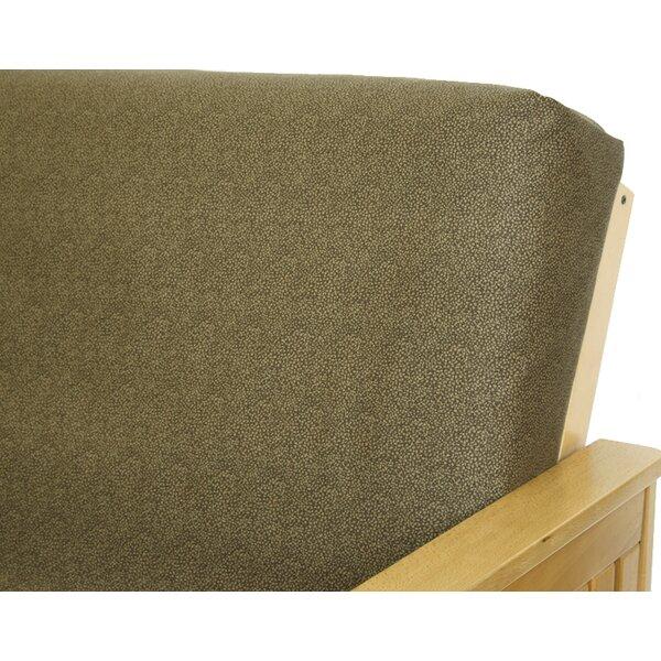 Safari Pebble Box Cushion Futon Slipcover by Easy Fit